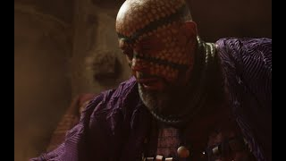 Why Forest Whitaker Thinks It's the Right Time for Black Panther - Comic Con 2017