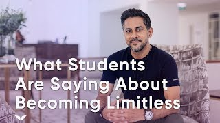 What Students Are Saying About 'Becoming Limitless' with Vishen Lakhiani