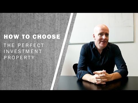 How to Choose the Perfect Investment