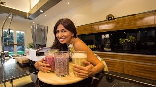 3 Breakfast Smoothies Recipe for Weight loss And Glowing Skin | The Power Breakfast Smoothies.