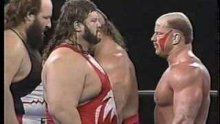 1991.12.12 SWS&WWF L.O.D VS Natural disasters① - YouTube