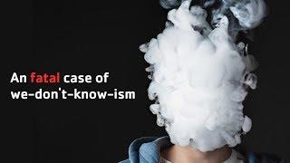 "The ""MYSTERIOUS"" Vaping Illness Calmly Explained"