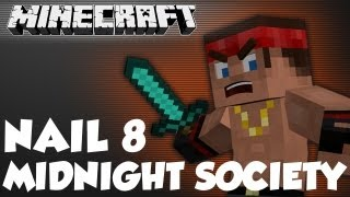 The Master of Tunnelage! | Nail PvP | w/ Etho, Direwolf20, Midnight Society Fellas