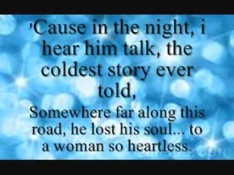 Kris Allen- Heartless- lyrics