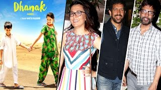 Bollywood REACT On Film DHANAK Movie Review