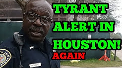 Lt. Howard Veterans Affairs Houston Texas illegal arrest and search