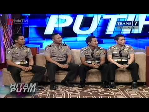 Hitam Putih - 3 Juli 2013 eps  J11P [Band Polisi] - Part 1