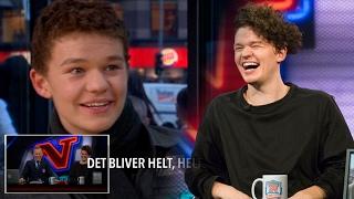 SAVEUS-Martin genser 15-årige Martin reagere på X Factor-sejr
