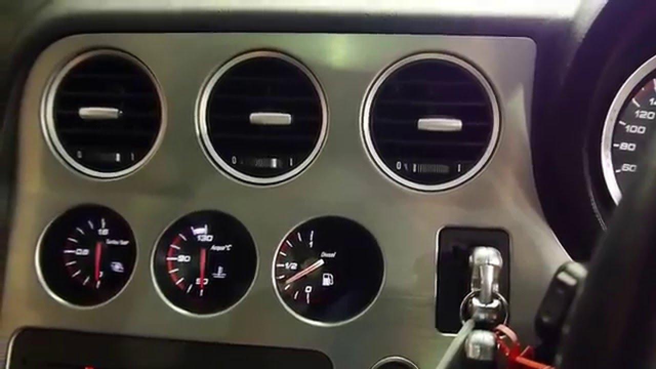 Alfa Romeo 159 JTD-Ti automatic - YouTube