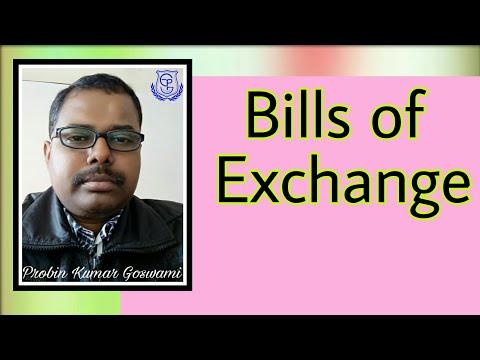 Bills of exchange (D. K. Goel)
