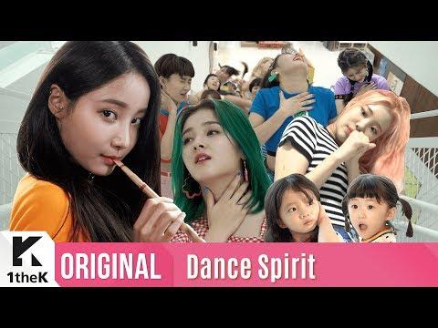 Dance Sprit(댄스피릿): MOMOLAND(모모랜드)   BAAM