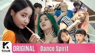 Cover images Dance Sprit(댄스피릿): MOMOLAND(모모랜드) _ BAAM