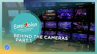 Eurovision Behind The Cameras part 1: The OB truck