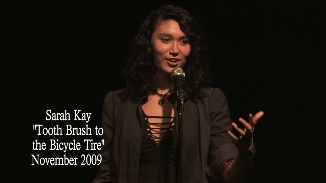 how to write spoken word poetry sarah kay