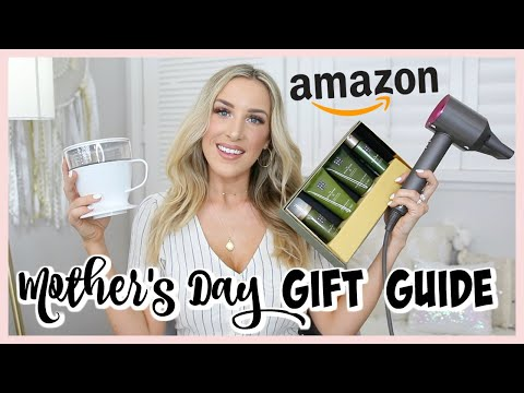 MOTHER'S DAY GIFT GUIDE ON AMAZON! LUXURY GIFTS FOR MOM | OLIVIA ZAPO