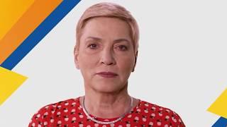 Ганна Соломатіна - кандидат від «Руху нових сил Михайла Саакашвілі»