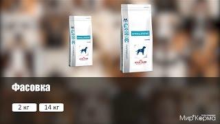 Обзор корма Royal Canin Gastro Intestinal GI25
