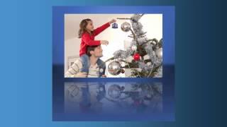 Photo Cubes Make Great Custom Christmas Ornaments