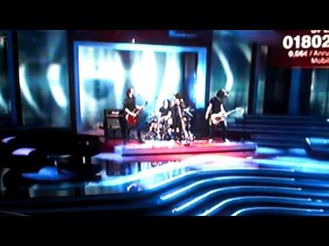 Silbermond - Irgendwas bleibt - Hilfe für Haiti - Ein Herz für Kinder -  ZDF - 19.1.2010