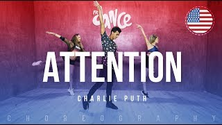 Baixar Attention - Charlie Puth | FitDance Life (Coreografía) Dance Video