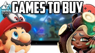 5 Top Switch Games & The Order To Buy Them In
