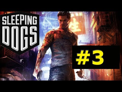 Sleeping Dogs 03 Lok Fu Kung Fu