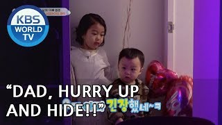 Joah and Hada prepare a surprise party for mom! [The Return of Superman/2019.03.31]