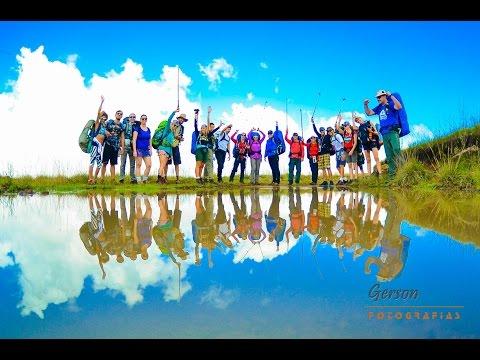 Trekking realizado pela TRIP AVENTURAS RS