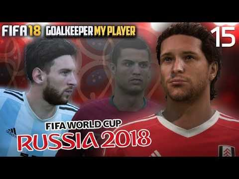RONALDO v. MESSI WORLD CUP! | FIFA 18 Career Mode Goalkeeper w/Storylines | Episode #15