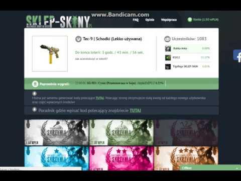 Sklep-Skiny.pl free 1,5 pln