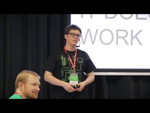 #droidconpl2015 - Mateusz Herych 'How to live with Doze and App Standby'