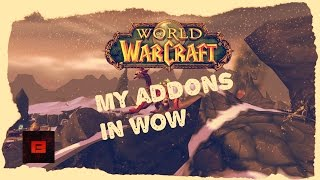 My addons and more giveaway information in world of warcraft by Pyroxius