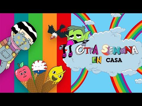 Otra semana en casa | Otra semana en Cartoon | S06 E01 | Cartoon Network