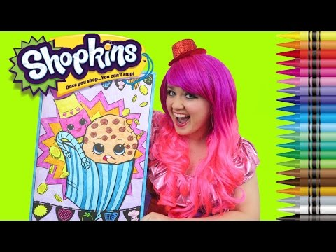 coloring-shopkins-kooky-cookie-&-lippy-lips-giant-coloring-book-page-crayons-|-kimmi-the-clown