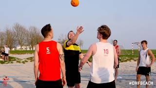 Beach handball: Sådan spiller du beach handball - Del 2
