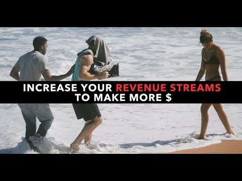How To Create Multiple Revenue Streams To Make More Money!