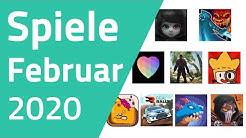 Top Spiele für Android & iOS - Februar 2020