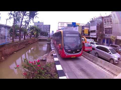 Bus  Transjakarta Busway Koridor 1 Blok - M Kota Mp3
