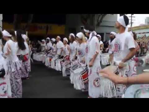 Carnaval Parade San Francisco 2015