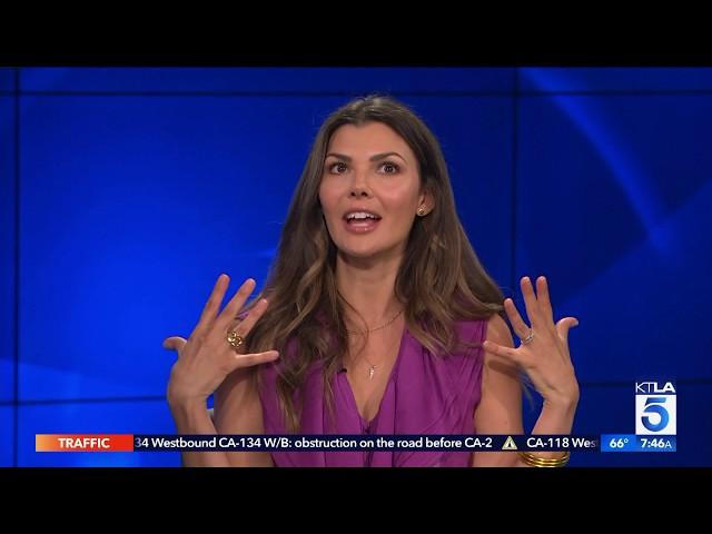 Ali Landry Reveals her Painful Secret & How Stem Cells Helped