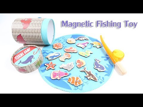 Magnetic Fishing Toy  - GearBest.com