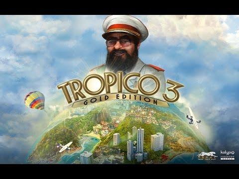 Tropico 3 [Pc - Gameplay] |