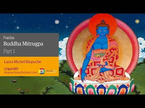 Teachings on Karma and Purification with Lama Michel Rinpoche (English - Italian) - Part 1