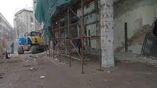 Логово Партии регионов в центре Киева