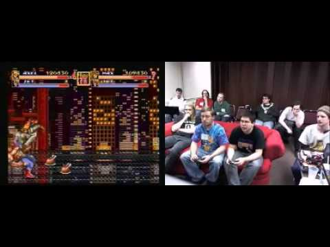 Streets of Rage 2 (Mania Co-op) by Funkdoc, Mikwuyma in 1:08:41 - AGDQ 2011