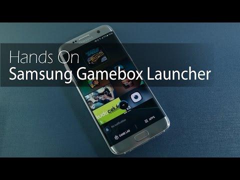 Primeiras impressões do Samsung Gamebox Launcher | TudoCelular.com