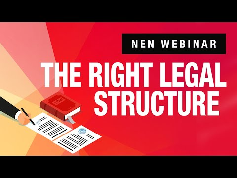 Choosing the Right Legal Structure for Your Start Up