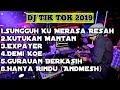 DJ TIK TOK Terbaru 2019 || Bassx Nendang || Maumere Punya Dj