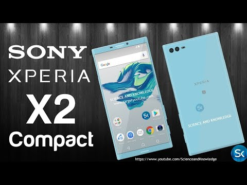 Xperia X2 Compact trailer by Snf