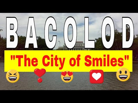 Bacolod Getaway   Nice place with nice people  It's called the  City of Smiles